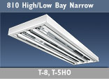 Series 810 Narrow High Bay